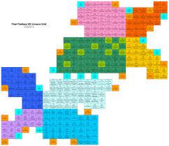 Final Fantasy 1 World Map by Final Fantasy Xii License Grid 56k Warning
