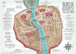 Map Of Budapest Sofia Laszlovszky
