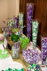 Candy Vases Centerpieces Love Is Sweet 55 Wedding Candy Bar Ideas Happywedd Com