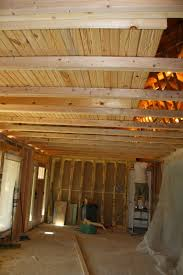 Pine Ceiling Boards by The House Is Going To Be Great The Great Ceiling Debate