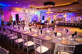 led lighting for banquet halls wedding banquet wedding flowers and decorations