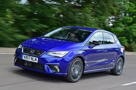seat ibiza review auto express