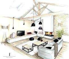 chambre en perspective dessiner un meuble en perspective dessiner un meuble en perspective