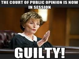 Sexual Harassment Meme - sexual harassment the court of public opinion issues under fire