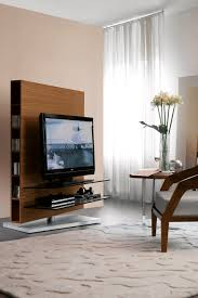 Living Room Furniture Tv Units Contemporary Tv Cabinet Rotating Mediacenter By T Colzani