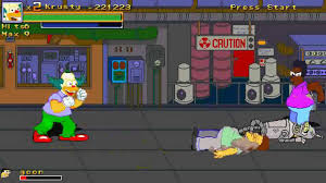 Simpsons Treehouse Of Horror All Episodes - simpsons treehouse of horror openbor demo 720p hd playthrough