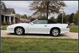 1992 camaro z28 convertible for sale 1992 camaro z28 convertible ground up restored v8 tpi 1 of 1254