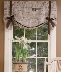 Making A Valance Window Treatment For The Office Spare Room Simple Valance Window Treatment Not