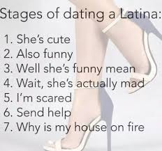 Dating A Latina Meme - dating a latina funny funny stuff