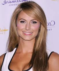 simple long hairstyles straight celebrity