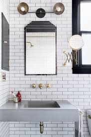 Best BATHROOMS Images On Pinterest Room Bathroom Ideas And - Black and white small bathroom designs