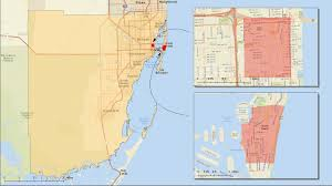 South Florida Map With Cities by Advice For People Living In Or Traveling To South Florida Zika