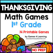 thanksgiving math grade thanksgiving activities