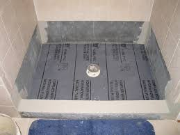 shower pan liner house design and office alternative shower pan