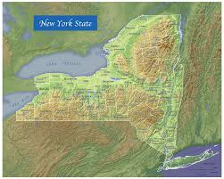 New York State Map Espatially New York Perspectives On The Geospatial Community In