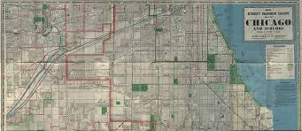 Maps Of Chicago Neighborhoods by Maps Forgotten Chicago History Architecture And Infrastructure