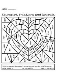 fun fractions worksheets worksheets