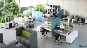 mobilier bureau open space où acheter du mobilier de bureau avec retour pour open space