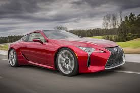 used lexus coupe lexus rolls out the big guns new 467bhp lc 500 coupe revealed in