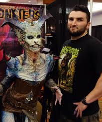 special effects makeup classes online special fx makeup classes monsters convention