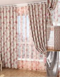 Curtains Pink And Green Ideas Curtain Pink Green And Beige Shower Curtains Striped White