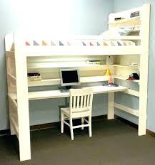 lit mezzanine ado avec bureau et rangement bureau ado avec rangement bureau adolescent avec rangement velove me