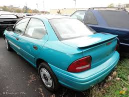 1996 dodge neon photos specs news radka car s blog