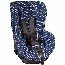 siege auto assix car seat cover for maxi cosi axiss blue amazon co uk baby