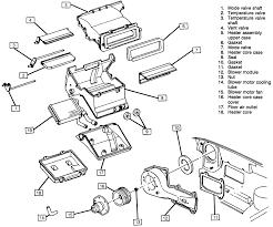 lexus rx330 door panel removal repair guides heater u0026 air conditioning heater core autozone com