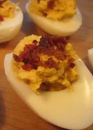 small deviled egg plate this is an emergency with a recipe for deviled eggs the south