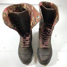 womens boots size 12 uk dr martens s triumph floral 1914 black boots us 7 uk 5