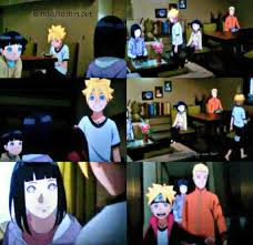 film boruto the movie di indonesia naruhinaナルヒナ lovers on twitter the sunshine family scene in