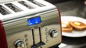 Kitchenaid Countertop Toaster Oven Kitchenaid 4 Slice Manual Toaster Review Cnet