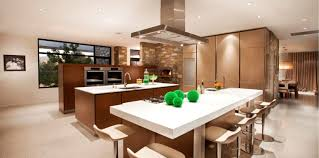 kitchen and breakfast room design ideas kitchen awesome open plan kitchen living room with bifold doors
