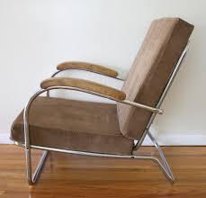 Art Deco Chaise Art Deco Picked Vintage