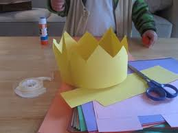 Easy Arts And Crafts For Kids With Paper - the 25 best paper crowns ideas on pinterest crown crafts ideas