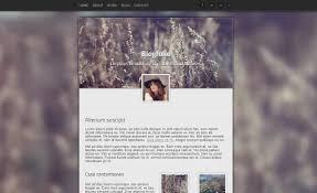 blogfolio serif webplus templates