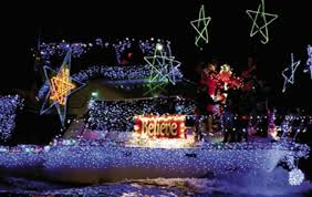 north myrtle beach christmas lights myrtle beach sc intracoastal christmas regatta grand strand magazine