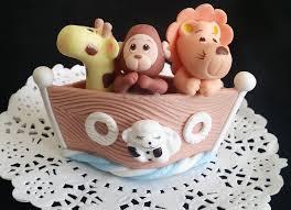 Noah S Ark Decorations Noah U0027s Ark Decorations Noah U0027s Ark Cake Toppers Noah U0027s Ark Baby