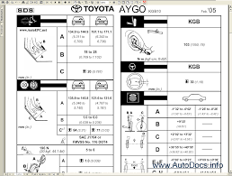 toyota aygo service manual repair manual order u0026 download