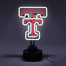 texas tech neon light aes optics texas tech university tabletop neon light academy
