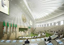 bureau architecture algerian parliament in algeria by bureau architecture