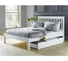 Small Bed Frames Buy Collection Aspley Small Bed Frame White At Argos Co
