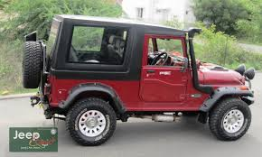 jeep hardtop 2016 thar hard top type 2 mahindra thar u0026 bolero customization