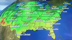Boston Vs New York Map by National Forecast For Tuesday June 6 Fox News Video
