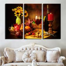 Grapes And Wine Home Decor Painting Grapes Promotion Shop For Promotional Painting Grapes On