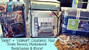 target home decor target u0026 walmart clearance haul home decor statement necklaces