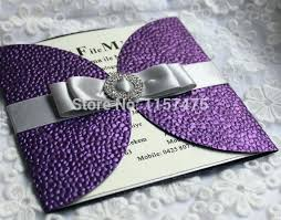purple and silver wedding invitations inspirational lavender and silver wedding invitations for purple