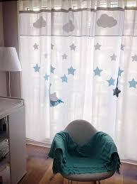 rideaux chambre bebe rideaux chambre bébé enfant 100 coton fait