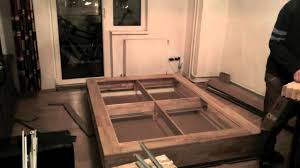 Letto Ikea Brimnes by Ikea Mandal Time Lapse Youtube